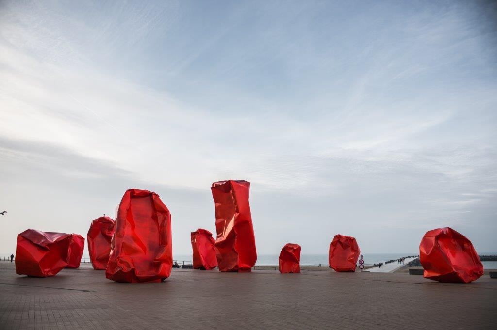 Kunst an der Küste, Flandern
